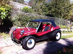 Up for auction is my prized 1966 Meyers Manx beach buggy.  I have owned this buggy for nearly 10 years.  It was fully restored in 2004 and has been driven very little since. The buggy is listed on its rego papers as a 1966.  The floor pan is is 1958 link pin.  The engine is a later model 1300 case that is listed on the rego papers and engineers certificate. The car has had the following work done
