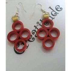 Paper Quilled Earrings - Online Shopping for Earrings by Creatitude