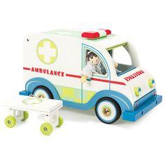 Le Toy Van Ambulance Set | AlexandAlexa