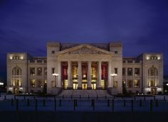Located in Music City's SoBro district, Schermerhorn Symphony Center is home to the GRAMMY®Award-winning Nashville Symphony and plays host to a wide range of concerts and special events each year.The building's main venue, the 1,850-seat Laura Turner Concert Hall, is recognized worldwide for its acoustical excellence and breadth of programming. #Nashville #MusicCity #NashvilleNeighborhoods