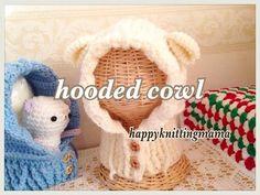 羊さんのフード付きスヌード(ネックウォーマー)の編み方【かぎ針】crochet hooded cowl - YouTube