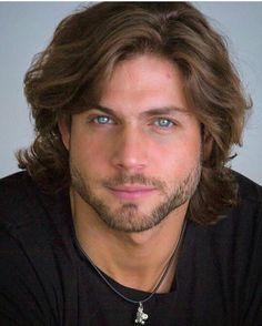 Young Mens Hairstyles, Mens Hairstyles With Beard, Hair And Beard Styles, Haircuts For Men, Curly Hair Styles, Natural Hair Styles, Hair Clipart, Wavy Hair Men, Hair Png