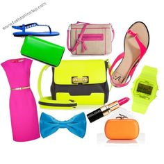 Trend Alert : Neon Colors Trend 2013!!! #BodyToolz #beauty #backtoschool