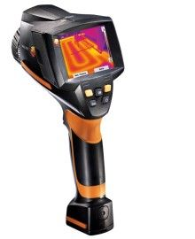 Thermal imager with a temperature resolution of <80mK and useful analysis functions for a professional start in thermography   Key Features: NETD < 80 mK   High quality standard lens 32° x 23° Auto Hot/Cold Spot Recognition