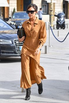 Victoria Beckham - Paris - March 13 2018