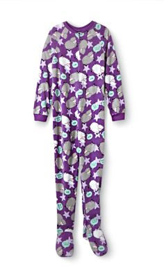 Sheep Footie Pajamas