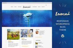 Lamai - WordPress Blog Theme. WordPress Blog Themes. $35.00