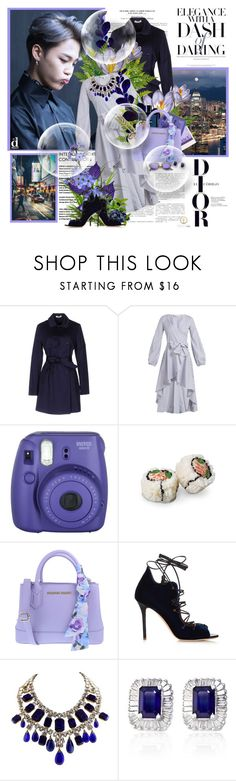 """Pouting prince......"" by purplecherryblossom ❤ liked on Polyvore featuring Blugirl Folies, Caroline Constas, Fujifilm, Malone Souliers, Arnold Scaasi and Effy Jewelry"