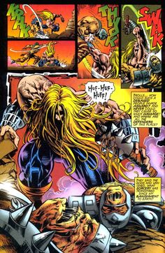 THOR #500 Page 4 (art by Mike Deodato, Jr.)