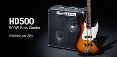 Hartke Electric Guitars, Bass, Music Instruments, Technology, Tech, Musical Instruments, Tecnologia, Lowes