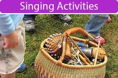 Sing With Our Kids - Free resources for early learning literacy through singing
