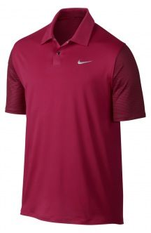 Nike Golf TW Performance Graphic Polo Legion Red
