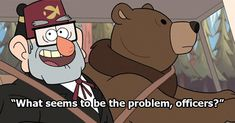 20 Times Gravity Falls' Grunkle Stan Taught Us Valuable Life Lessons