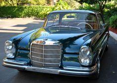 Mercedes Benz W111 250SE Coupe 1966