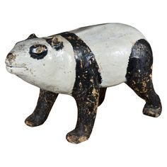 Vintage Panda