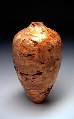 aspen wood jar