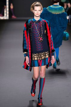 Anna Sui Fall 2013 Ready-to-Wear Collection Photos - Vogue