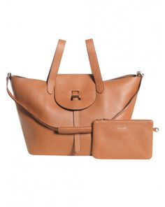 Meli Melo Tan Thela Large Classic Bag