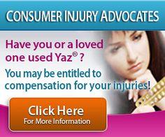 The Nikolai Nuthouse – Head's Up! Yaz® Injury Lawsuit
