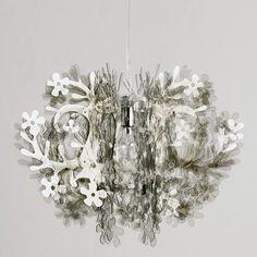 Fiorella Suspension Lamp & SLAMP Fiorella Suspension Lamps | YLighting