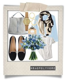 Wednesday (27/7/2016) by saopolyvore on Polyvore featuring ファッション, Equipment, Bally, Maison Margiela, Ross-Simons, Emporio Armani, Marc Jacobs, Christian Dior and Polaroid