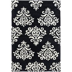 @Overstock.com - Jovi Home Sublime Hand-tufted Wool Rug (5 x 8)  - This beautiful rug features a traditional damask motif in a 100-percent wool pile. The color and texture achieved with high and low pile variation created with hand embossing make a rich ambience.  http://www.overstock.com/Home-Garden/Jovi-Home-Sublime-Hand-tufted-Wool-Rug-5-x-8/7858369/product.html?CID=214117 $209.99