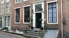 B&B 't Poorthuys is set in a former doctor's home in the centre of historic Middelburg. #visitholland #unique #bedandbreakfast