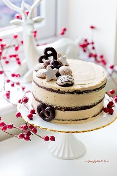 The best recipes for cakes My Baked Goods Best Cake Recipes, Dessert Recipes, Desserts, Food Cakes, Cupcake Cakes, Cupcakes, Polish Recipes, Polish Food, Torte Cake