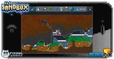 Underground Bunker  #pixelart #sandbox #pixel #art #ios #iphone