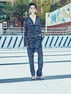 How to Wear Tie-Dye & Sequins Now - Man Repeller