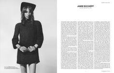 JAMIE BOCHERT IN HAUTE COUTURE