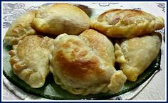 Empanadas de Humita (Sweet Corn–Stuffed Pastries). Trying to go vegetarian. I love beef empanadas. Want to kick the meat habit so I'm going to try this recipe. LOVE PETA!!!