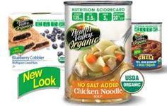 Save $1.00/1 Health Valley Organic Coupon! (Any Variety)