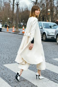 Tommy Ton Shoots the Best Street Style at the Couture Shows - Gallery - Style.com #TommyTon #streetstyle #CoutureShows