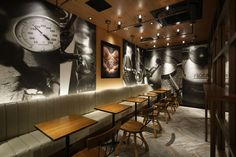 DOYLE COLLECTION | Works | タリーズコーヒー/鹿児島天文館店