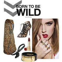 STYLED: Leopard Hung On U, created by maria-hungonu on Polyvore