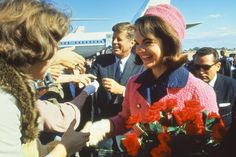 Jacqueline Kennedy's Smart Pink Suit, Preserved in Memory and Kept Out of View - NYTimes.com