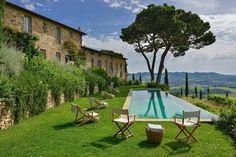 Villa I Cerri, luxury destination and holiday in #Tuscany