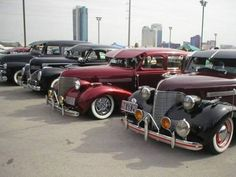 More vintage cars, hot rods, and kustoms Old Vintage Cars, Antique Cars, Fuel Truck, Lowrider Art, Future Car, Kustom, Custom Cars, Hot Rods, Chevy