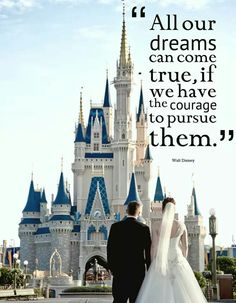 I wish i could get married in disneyland