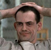 Cuando te acuerdas de que mañana tienes un examen y no has estudiado nada.