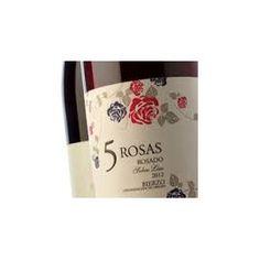 Vino Rosado 5 Rosas - Gastroclub Selección