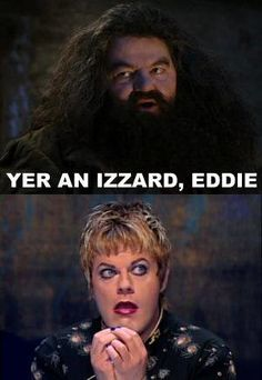 """Eddie Izzard LMAO  (BAH """"did I leave the stove on?...NO! I'm a f**king squirrel"""" I love how I know which sketch he's doing!)"""