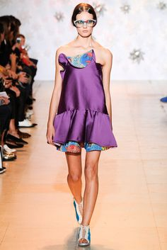 Tsumori Chisato Spring 2015 Ready-to-Wear Fashion Show