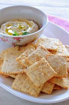 Súper saludables! Esa fue mi idea al momento de intervenir esta receta, porque es muy difícil poder disfrutar de un snack saludable. L...