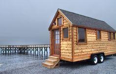 Uma mini casa de madeira barata de construir | Mundo Gump