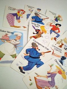 Old Maid, played this for hours with my nana <3