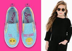 Super cute slip on sneakers from Sam Edelman