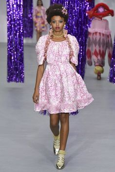 Ryan Lo London Spring/Summer 2017 Ready-To-Wear Collection   British Vogue