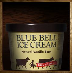 THE very best vanilla ice cream available on the market. it really does have the taste and texture of home churned ice cream.